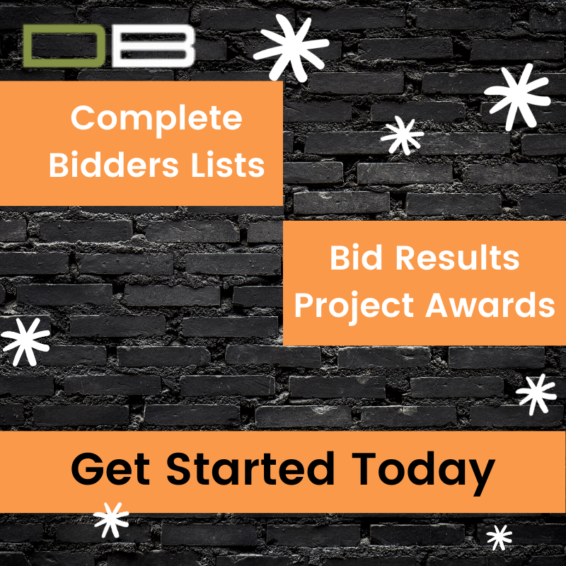 Bidders Lists Bid Results