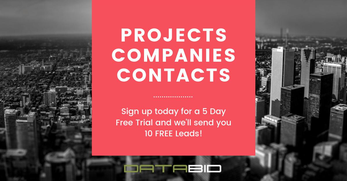 DataBid Ad - 10 Free Leads
