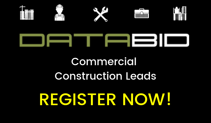 DataBid Commercial Construction Leads