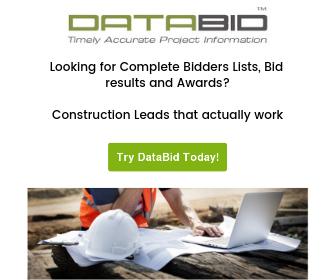 Looking for Bidders Lists Bid Results Awards