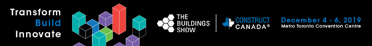 The Buildings Show - Banner