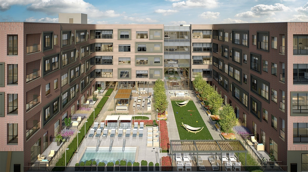 Albion at Renaissance Place to be built in Highland Park