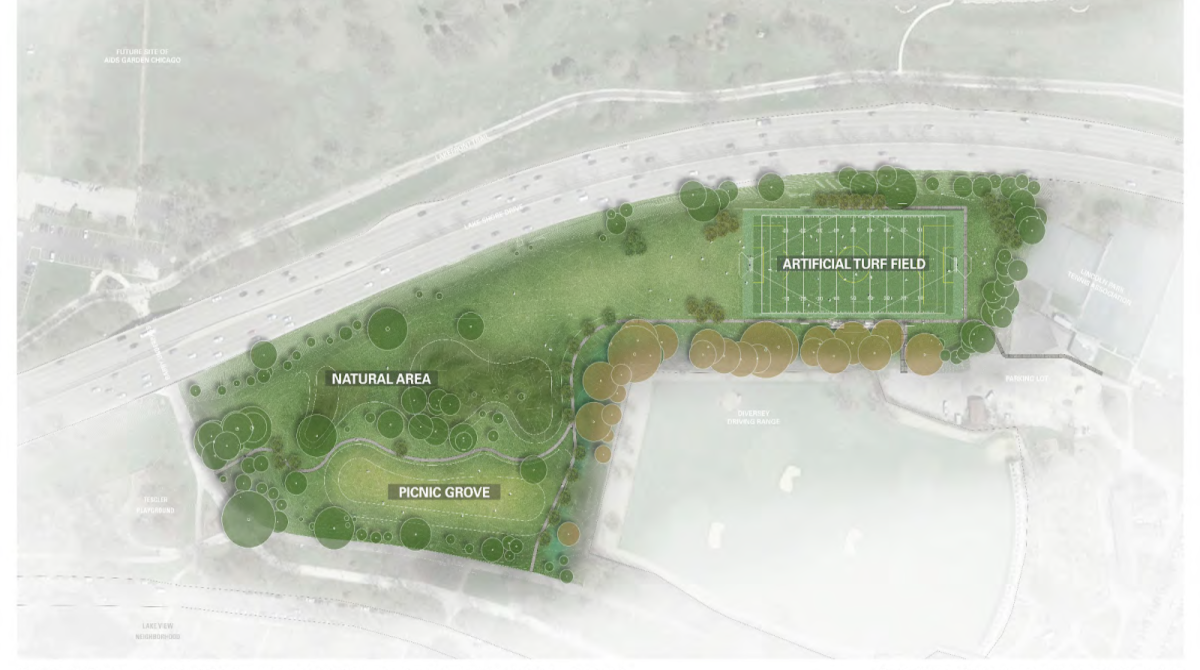 CPS Athletic Field for Lincoln Park