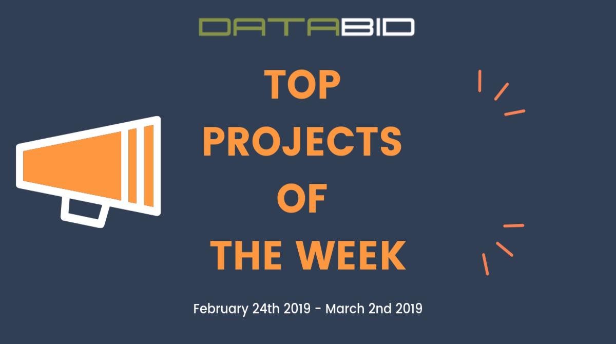 DataBid Top Leads of The Week 02242019 - 03022019