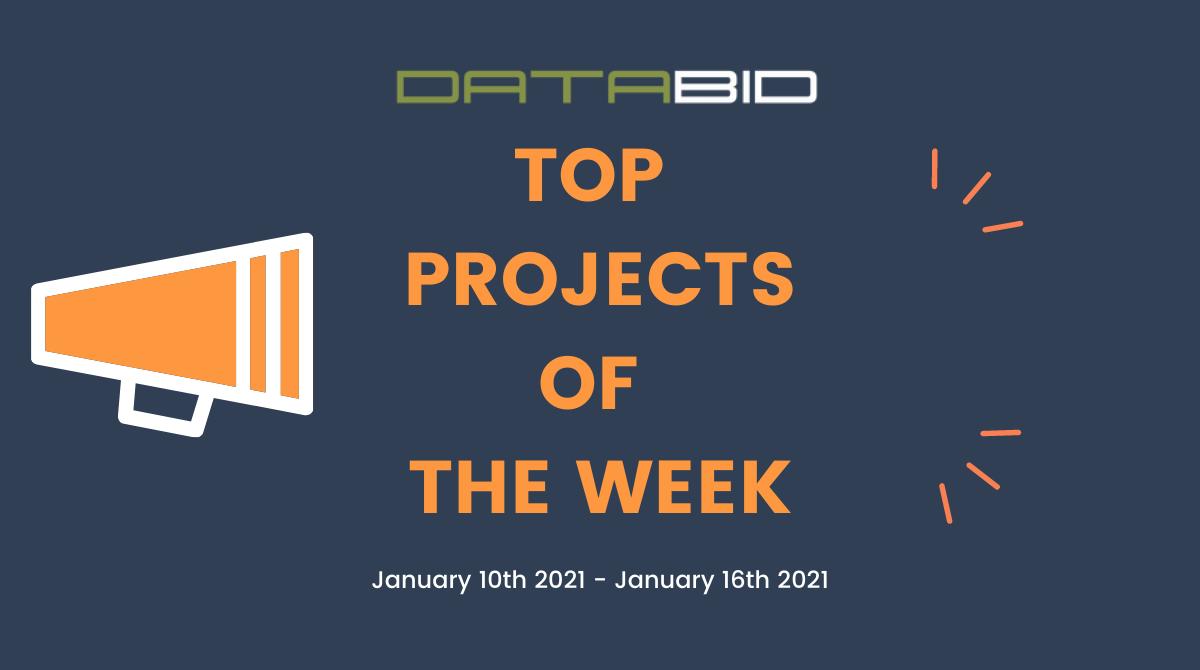 DataBids Top Leads of The Week 011021 - 01162021