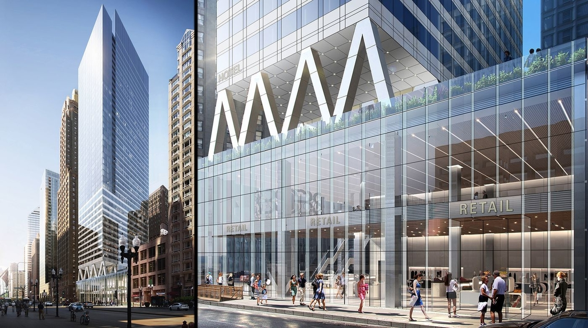 Hotel & Tower project in Chicago gets financing