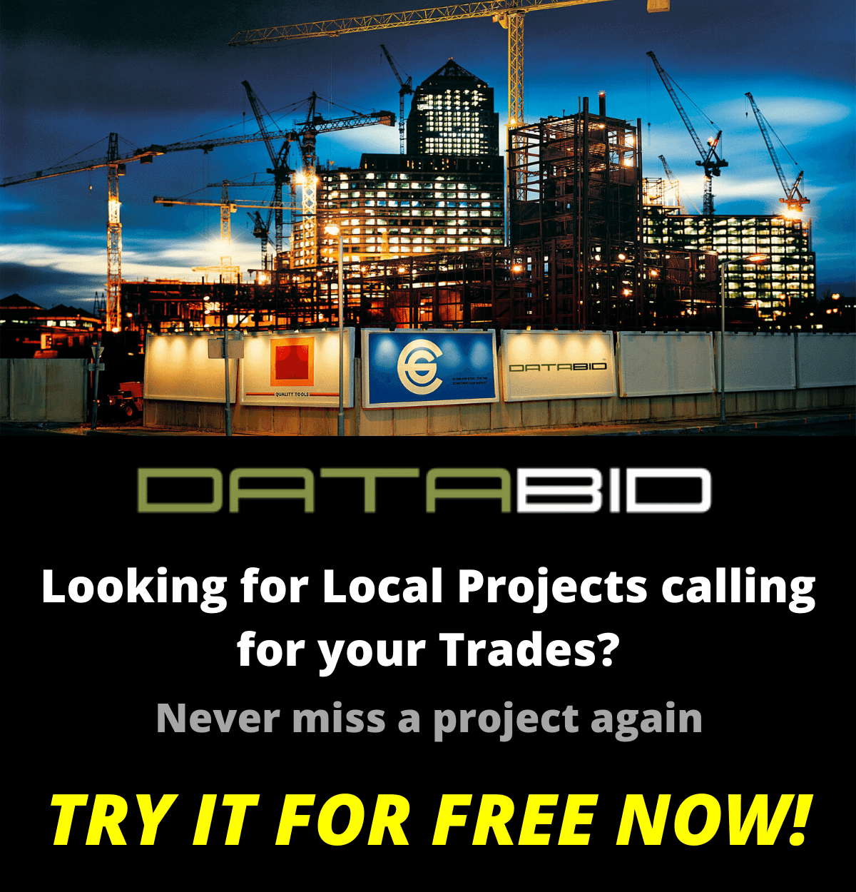 Local Projects DB Ad