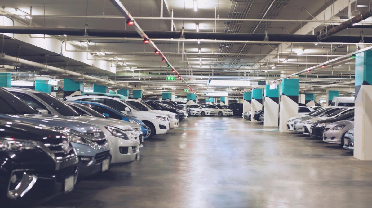 Parking garage planned for Fulton Market