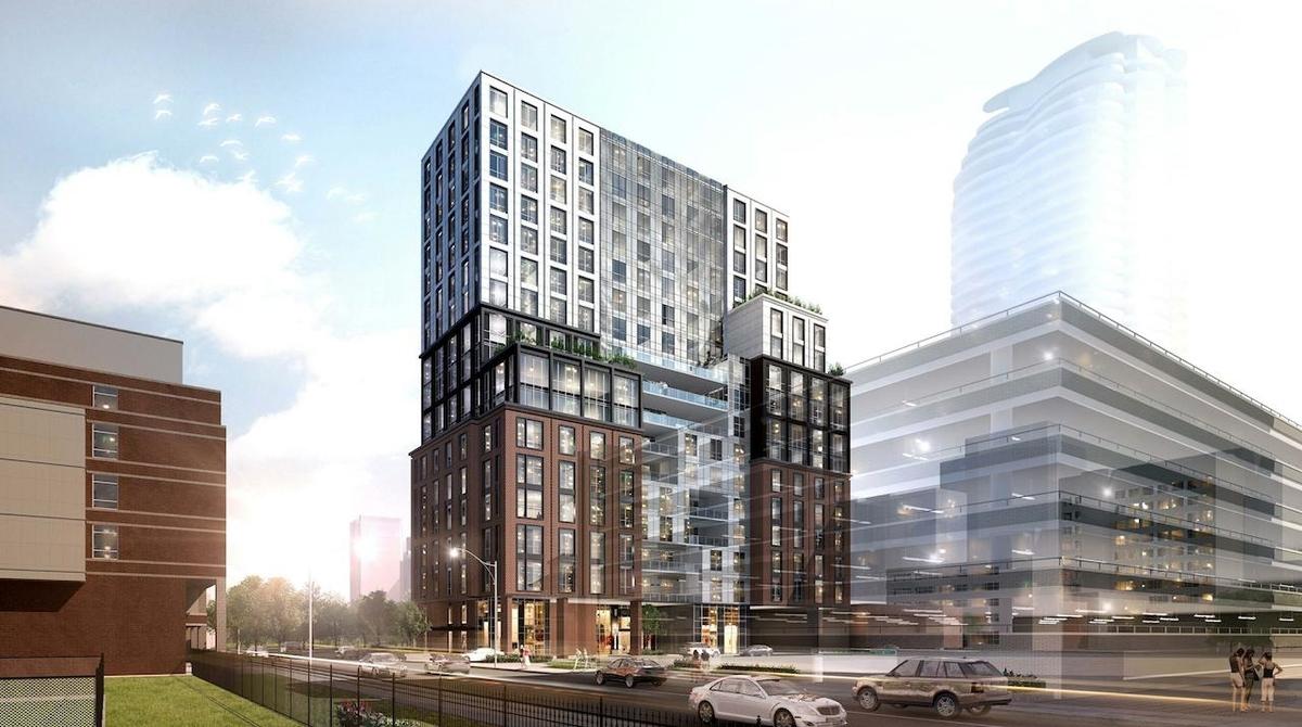 Plans revised for retirement residence in Toronto2