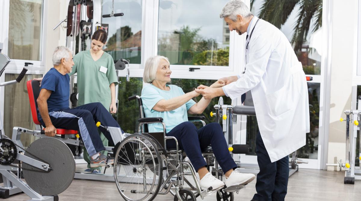 encompass health plans rehabilitation hospital in Libertyville