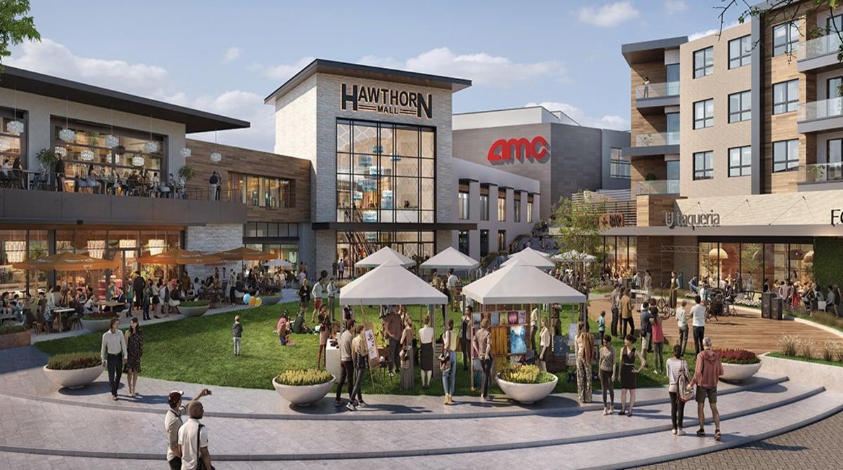 hawthorn mall transformation2