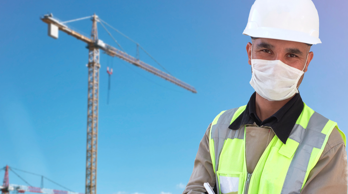 how construction companies are weathing the pandemic