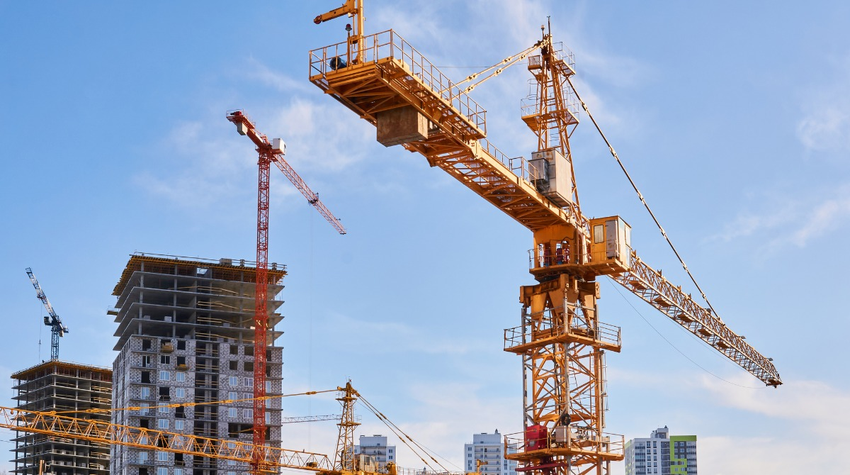 how did some construction companies thrive in 20202