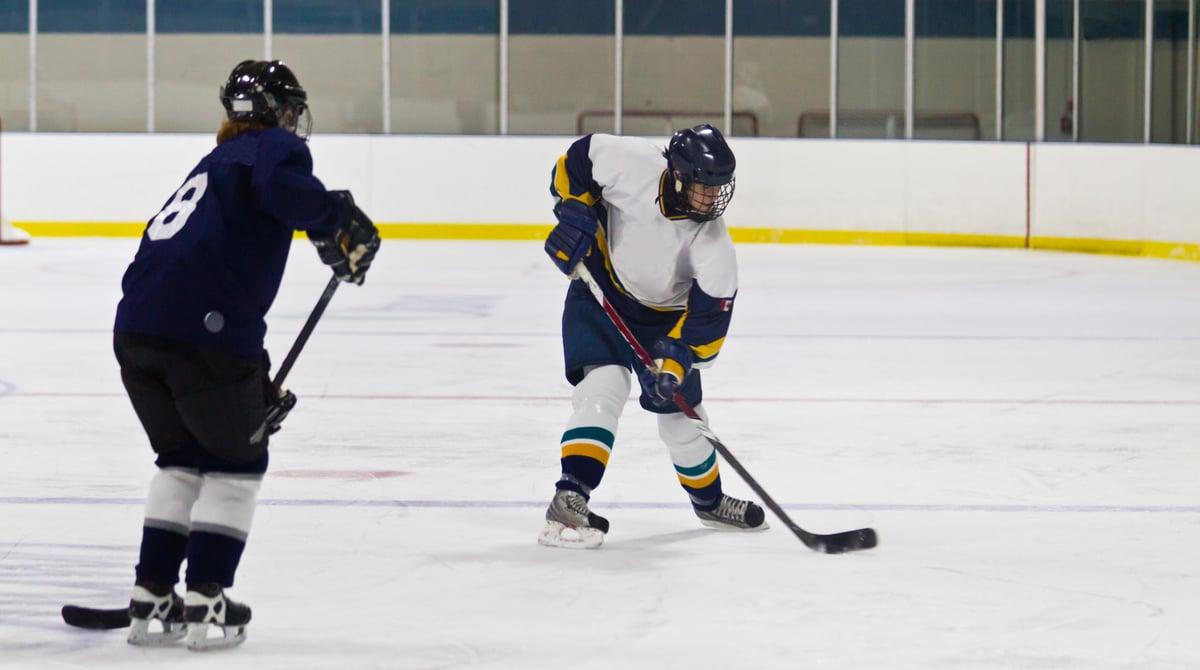ice hockey rec centre