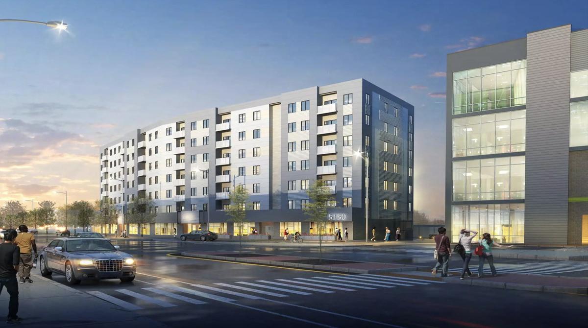 jefferson park apartments starts construction