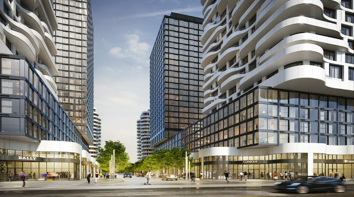 six storey development proposed for vaughan