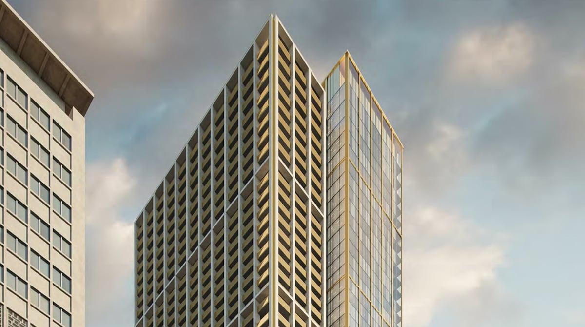 united building